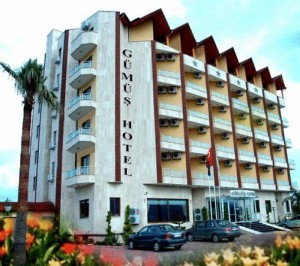 1 Arsuz Gümüş otel