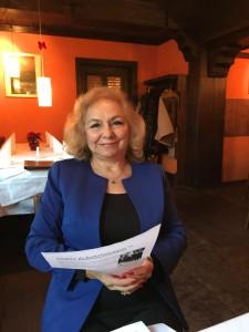 Türk Kadınlar Derneği Başkanı Selma Şen