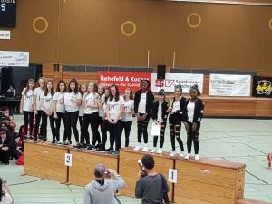 Achalm Dans turnuvası'nda Kids Dance 19 yaş grubunda hiphop kategorisinde kupanın sahibi oldu